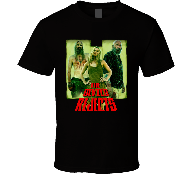 The devil's rejects t shirt