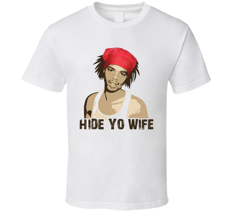 hide yo wife funny youtube t shirt. Black Bedroom Furniture Sets. Home Design Ideas