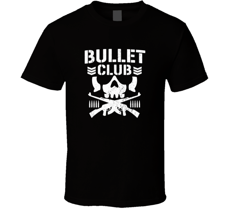 Bullet Club New Japan Pro Wrestling T Shirt