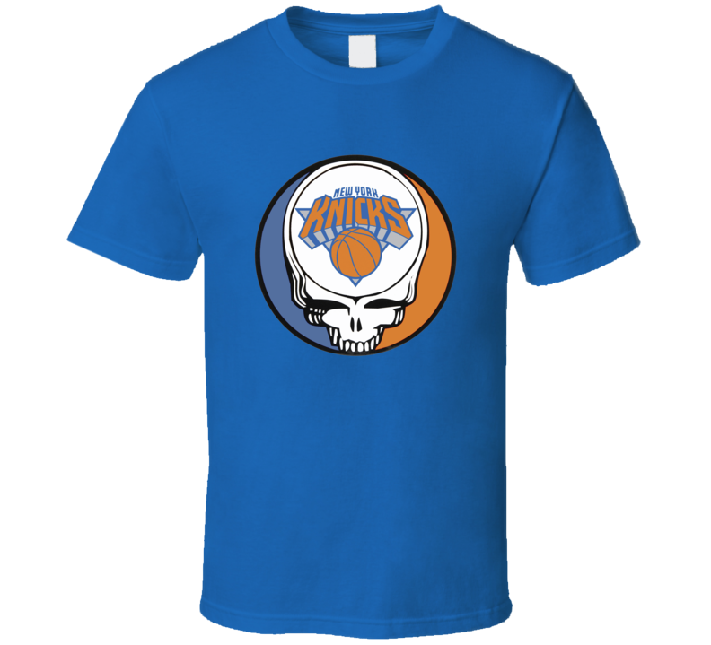 Steal Your Face New York Knicks Basketball T Shirt