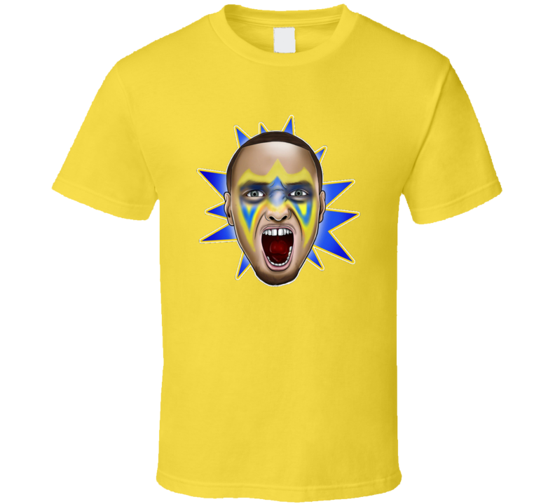 Steoh Curry Ultimate Warrior Golden State Basketball T Shirt