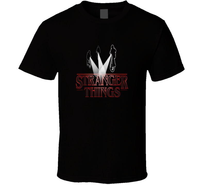 Stranger Things Sci-Fi Tv Show Classic T Shirt