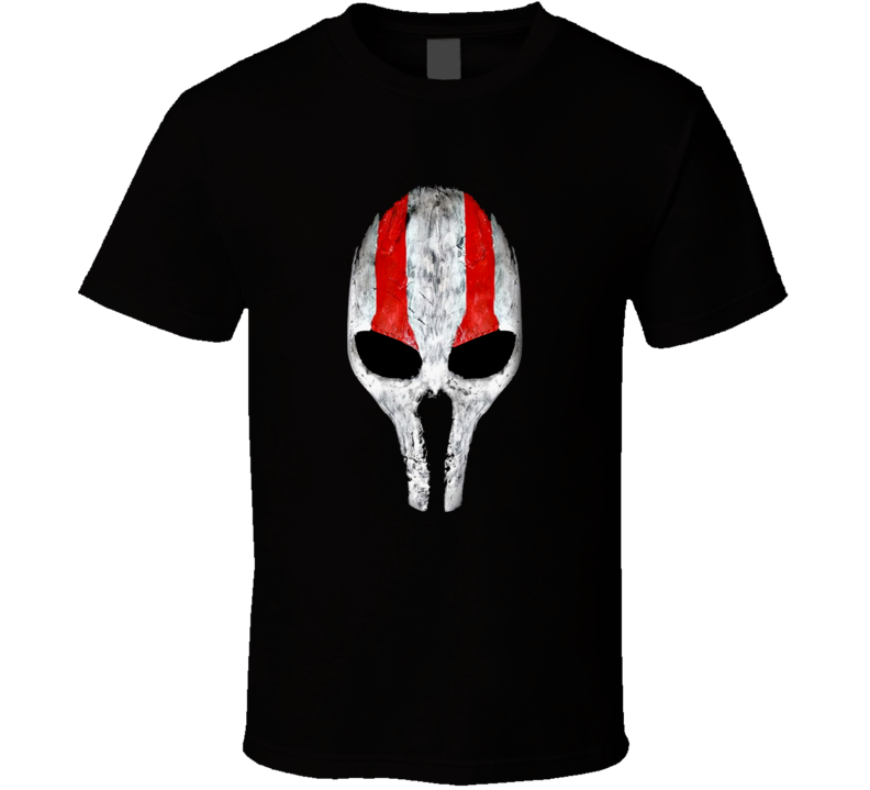 Bullet Club Tama Tonga Pro Wrestling FAce Mask T Shirt
