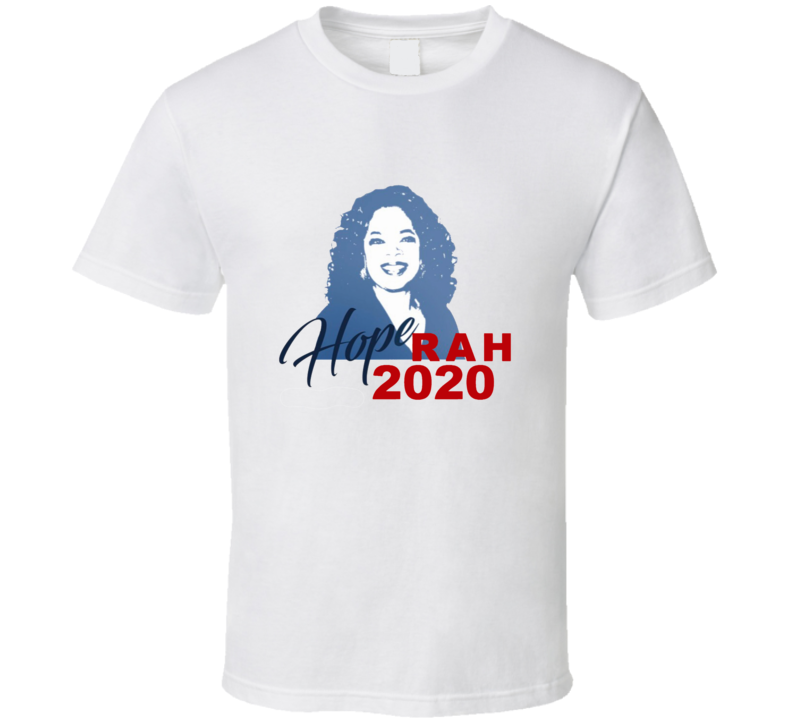 Hoperah Presidential Campaign Hope Political T Shirt